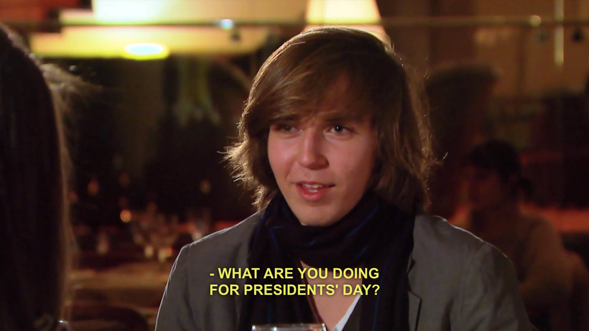 What are you doing for Presidents' Day?