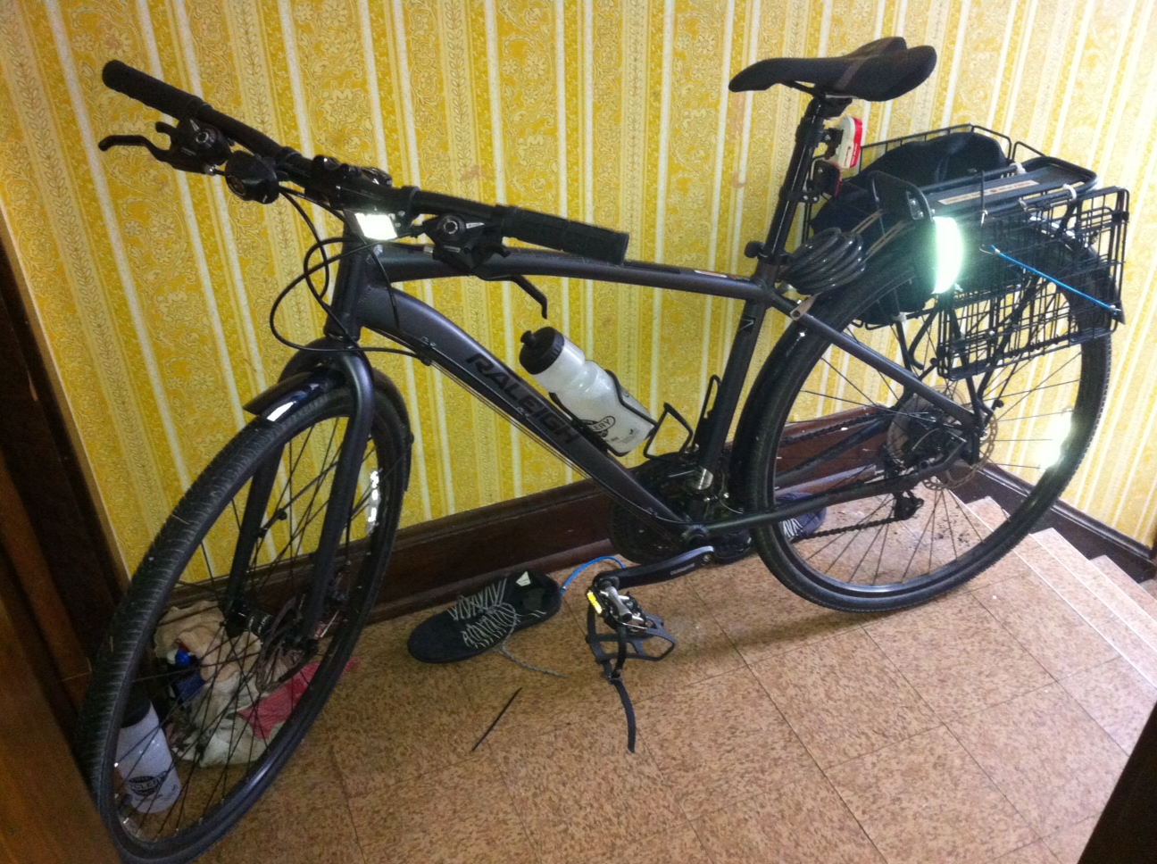 2013 Raleigh Misceo 2.0
